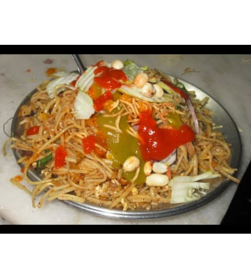 Egg Chicken Chowmein(1plt) (Order Time- 4 pm to 8:15 pm)(Ranna Ghar)