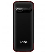 Intex ECO 205 (Black-Red)