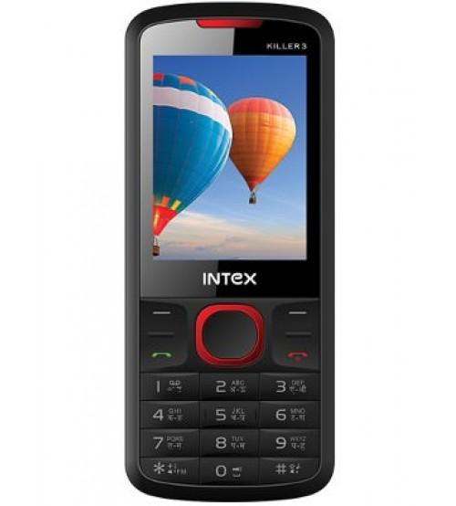 Intex Killer 3 (Black-Red) Mobile