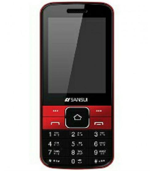 Sansui Q40 (Black-Red-Black)