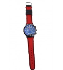 Stylish Men Watch Red Color