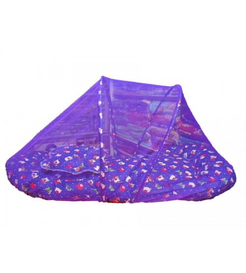 Mosquito Net for Babies (Blue)
