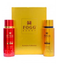 Fogg The Chief And The Commander EDP Pack of 2 Exclusive Collection - 50 ml each