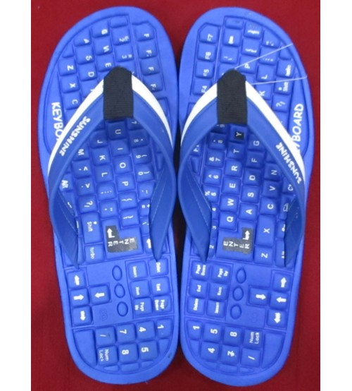 Men's Colaba DP Rubber Flip-Flops and House Slippers