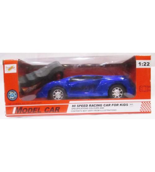 High speed racing car