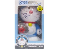 Doraemon Dynamic Music Dazzling Light Toy