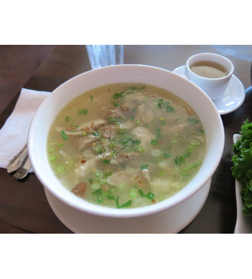 KFFC Chicken Clear Soup (KFFC -- Last Order 8 PM)