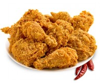 Fried Chicken 6 Pcs Order time-(4 pm  to 8:15 pm) (KFFC)