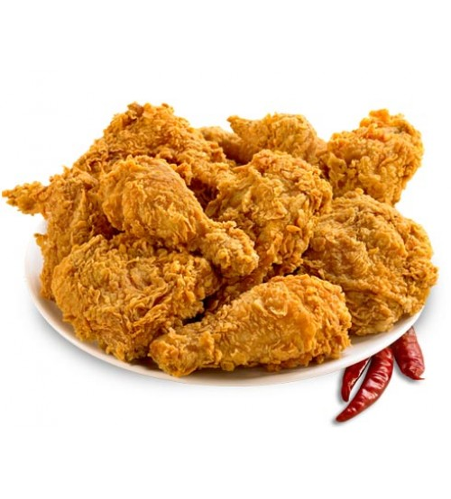 KFFC Fried Chicken (Leg,6 pcs) (Last Order 8 PM)