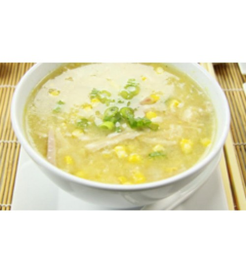 KFFC Chicken Sweet Corn Soup (KFFC -- Last Order 8 PM)