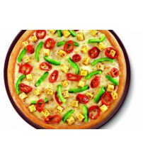 Hallopino Red Paprican Pizza, Order time-(4 pm  to 8:15 pm)(KFFC)