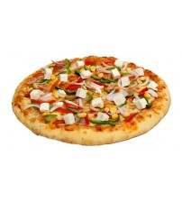 Paneer Pizza, Order time-(4 pm  to 8;15 pm)(KFFC)
