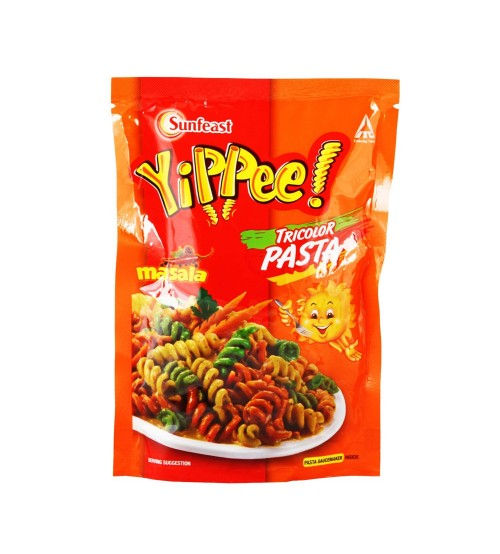 Sunfeast Yippee Tricolour Pasta - Masala, 70g Pack