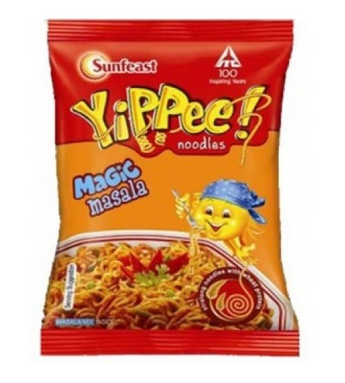 Sunfeast Yippee Noodles - Magic Masala 35 Gm