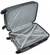 American Tourister Shade Polycarbonate Charcaol Suitcase