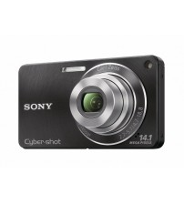 Sony DSC-W350 14.1MP Digital Camera (Black)