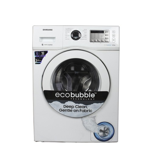 Samsung WF600U0BHWQ Front loading with Eco bubble, 6.0 Kg