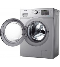 Samsung WF602U0BHSD Front loading with Eco bubble, 6.0 Kg Washing Machine