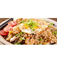 Mixed Fried Rice(1plt) (Last oder-8:15 pm)(Ranna Ghar)