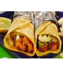 Egg Paneer Roll(1pcs) (Order Time- 4 pm to 8:15 pm)(Ranna Ghar)