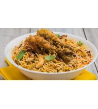 Chicken Biryani (1 Pics Chicken) (Sujoy Snacks) (Last order-8:15 pm)