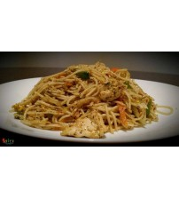 Egg Chicken Chowmein (1plt) (Sujoy Snacks) (Order Time 5 pm To 8:15 pm)