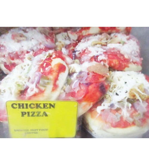 Chicken Pizza (Last Order 8  PM)