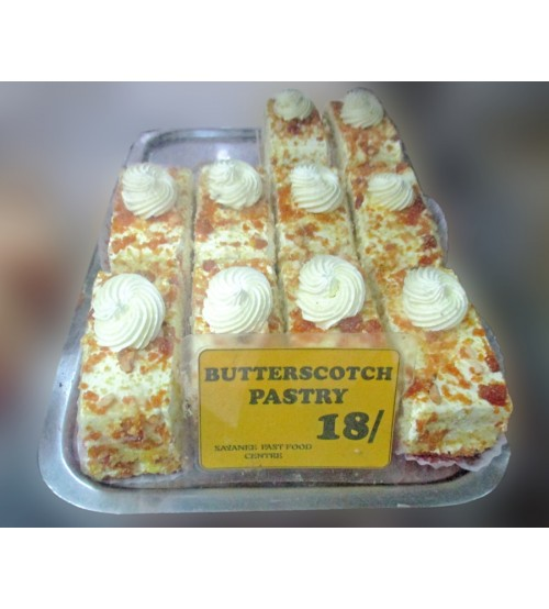 ButterScotch Pastry (1 pcs)