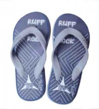 Men RUFF Blue Slipper