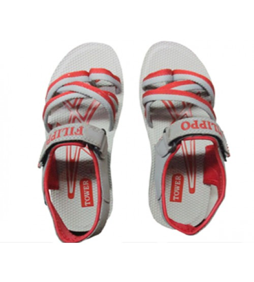 TOWER FILIPPO RED Casual Floaters