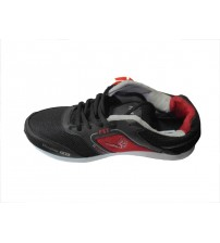 MR Men's Camus M Running Shoes Red and Black