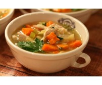 Chicken Soup, Order time-(1 pm to 8:15 pm) (Wifi Zone)