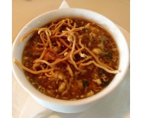 Chicken Manchow Soup,  Order time-(1 pm to 8:15 pm) (Wifi Zone)