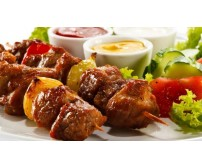 Chicken Shashlik, Order time-(4 pm to 8:15 pm)