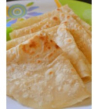 Rumali Roti (1Pc) (Sujoy Snacks) (Last order-8:15 pm)