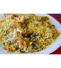 Mutton Biryani (2 Pcs Mutton)(Wifi Zone Restro--Last Order 8 PM)