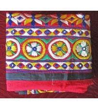 Bangladeshi Taant Kachchi Work