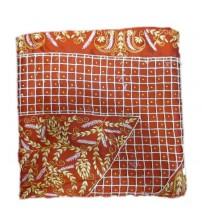 Bishnupur Silk Ari Cutwork Saari