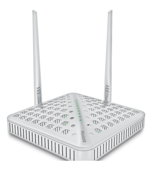 iball 1200M High Dual Band Wireless AC Router