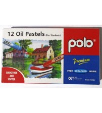 Polo Oil pastels 12 shades