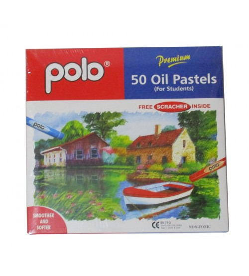 Polo Oil Pastels 50 shades