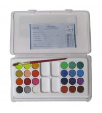 Camel Water Colour Cakes 24 Shades
