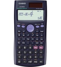 Casio FX-82ES Display Scientific Calculations Calculator