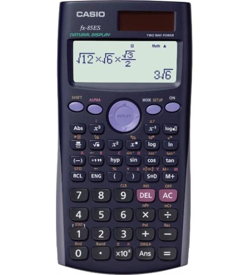 Casio FX-82ES Display Scientific Calculations Calculator