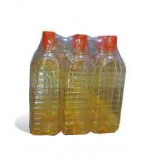 Plastic Bottle (yellow)