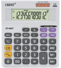ORPAT - OT-400T Office Calculator