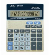 ORPAT OT-1500T Office Calculator
