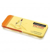 Victor Mathematical Drawing Instrument box