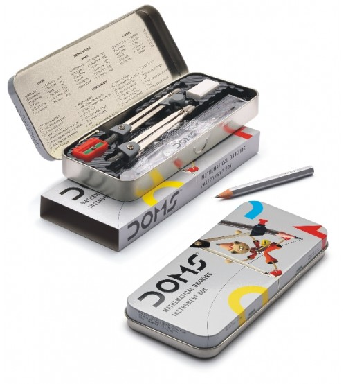 DOMS Drawing Instrument Box