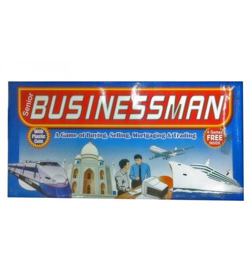 BUSINESSMAN Multi in One game